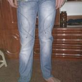 джинсы молодёжные