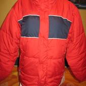 Куртка утеплённая синтепоном,р.48-50.Германия.Требуется чистка.