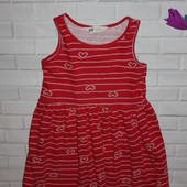 платье H&M на 7-8 лет