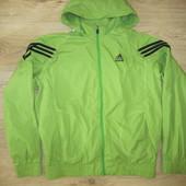 Куртка ветровка Adidas,S-M