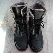 Зимние сапоги  ботинки Вата  размер 39  Италия