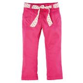 98р Брюки для девочки на флисе Lupilu штаны джинсы