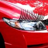Реснички для автомобиля на фары