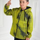 Ветровка на мальчика (от 2 до 10 лет)