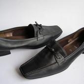 Кожаные туфли Gabor, р. 39.5 –26см.