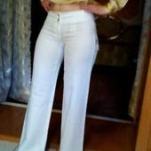Новые брюки Michael Kors - льняные, размер М