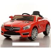 Электромобиль Mercedes M 3283 eblr-3 красная