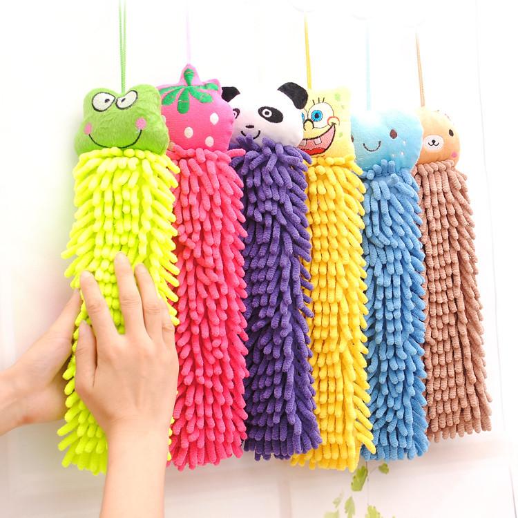 Детское полотенце-игрушка из микрофибры . фото №1