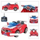 Детский электромобиль BMW на солнечной батареи C 1519