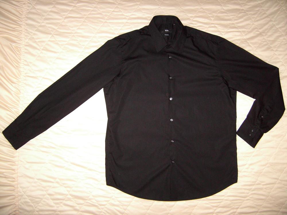 Рубашка hugo boss разм.xl фото №1