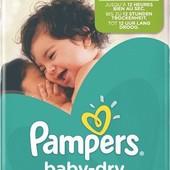 Подгузники памперсы Pampers Activ Baby 3-136,4-120,4 112,5-108,6-92,Англия