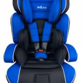 Автокресло детское Joy 888 группа 1-2-3 (9-36кг),синие