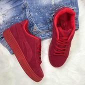 Криперы красные