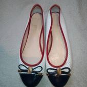 туфли балетки prego