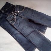 Красивые джинсы девочке 3-4 года одни на выбор уп15