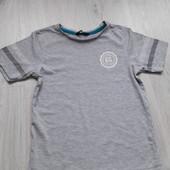 Модная футболка George 7-8 лет,122-128 см