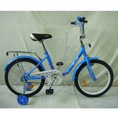 Велосипед детский Profi L1884 Flower 18 дюймов