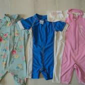 купальные костюмы на 2-3 года