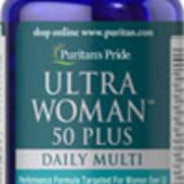 Комплекс витаминов и минералов для женщин и мужчин в возрасте 50+