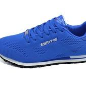 Мужские кроссовки Supo Energy Sport 1737 синие