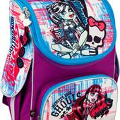 Рюкзак школьный каркасный Kite Monster High‑1 mh16-501S-1