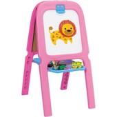 Crayola Детский мольберт для рисования розовый pink double easel