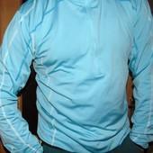 Спортивная оригинал термо кофта рашгард  реглан бренд  Alpine.л-хл .