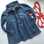 Туника джинс George (2-3 года)-