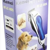 Машинка для стрижки животных от сети Kemei RFJZ-805