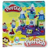 Плей-до набор пластилина замок мороженого Play-Doh (B5523)