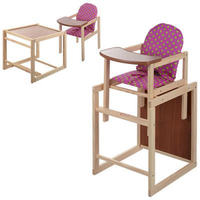 Детский стульчик м v-001-24 фото №1