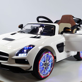 Детские электромобили Mercedes-Benz sls sx812 paining