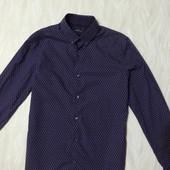 Модная рубашка в принт  Next (Индия), р.L