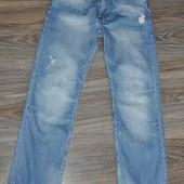 Модные джинсы H&M на 10-11 лет