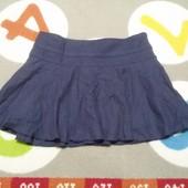 Крутая теплая юбочка от Divided, размер 36