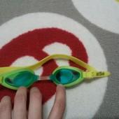 Очки для плавания Active детские на 4-8 лет