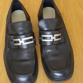Туфлі шкіряні розмір 42 стелька 27,5 см