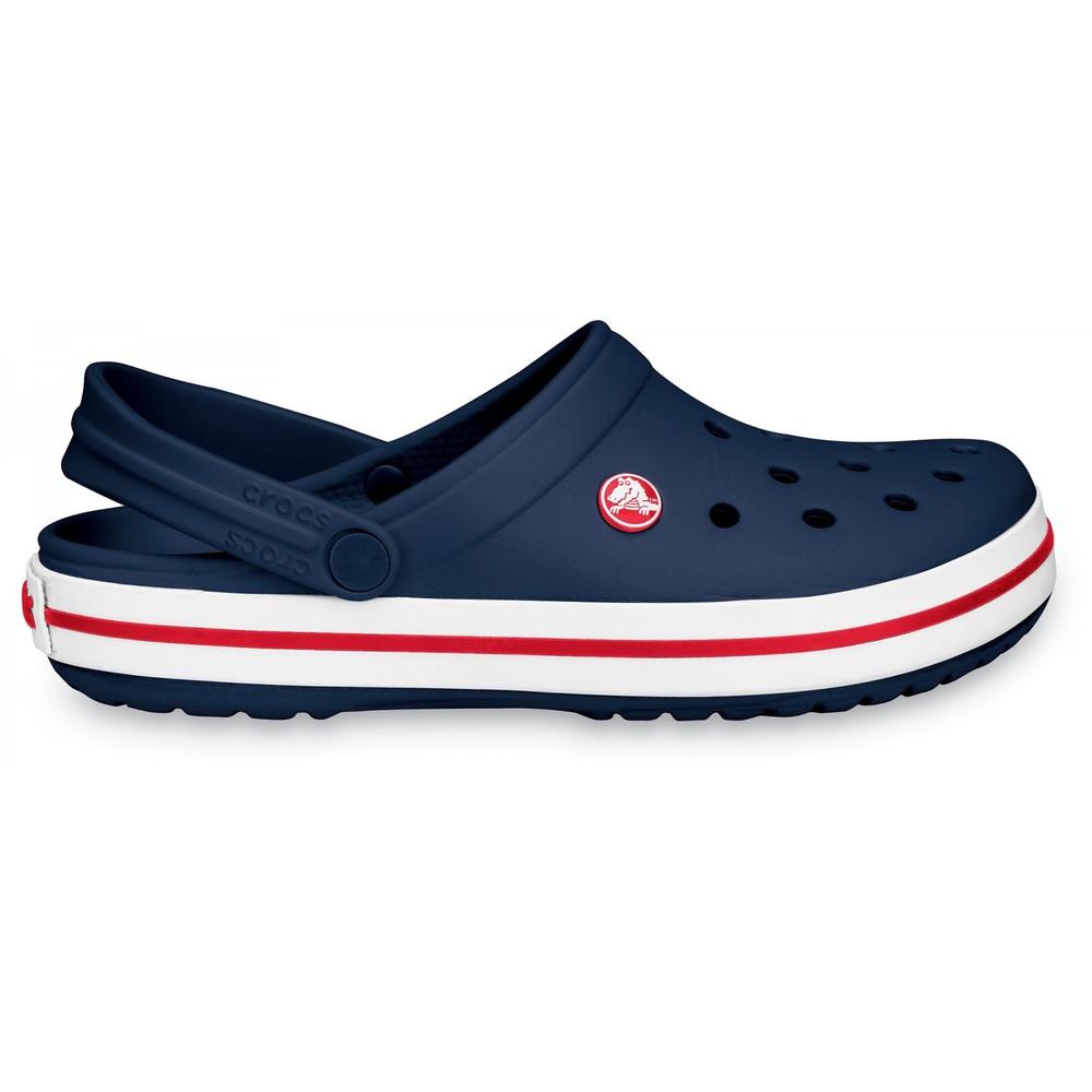 Продам мужские crocs crocband navy кроксы фото №1