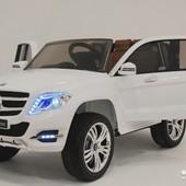 Детский электромобиль Mersedes р/у GLK300