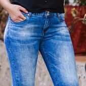 Размеры 48-58 Стильные женские джинсовые шорты