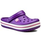 Сабо Crocs Crocband Kids сланцы кроксы