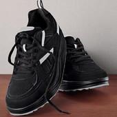 Кроссовки- Фитнес-обувь+носочки в подарок! Tchibo-37р.