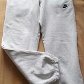Утеплённые штаны Nike оригинал р.48
