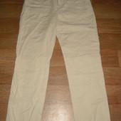 Женские льняные штаны размер L