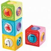 Fisher-Price Развивающие чудо кубики с роликами roller blocks art CBL33