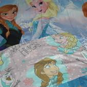 """Постельное с Анной и Эльзой """"холодное сердце"""" Frozen"""