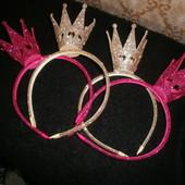 Корона для девочки на выпускной.