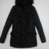 Стеганая деми куртка размер М