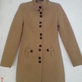 Кашемировое пальто на рост 160 см. М
