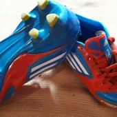 Бутсы  Adidas (оригинал)р.33-19.5см.